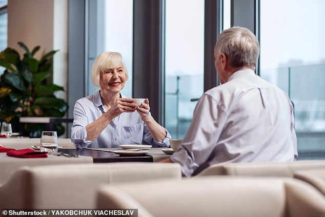 Post divorce agreement: My ex-husband wants me to inherit his pension if he dies first (Stock image)
