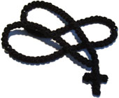 Orthodox prayer rope