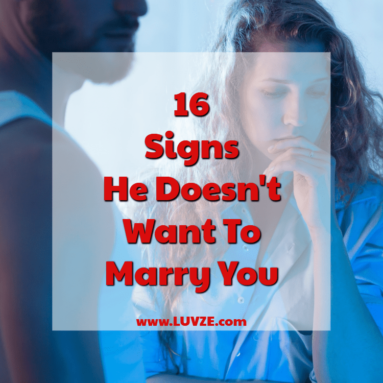 signs he doesn