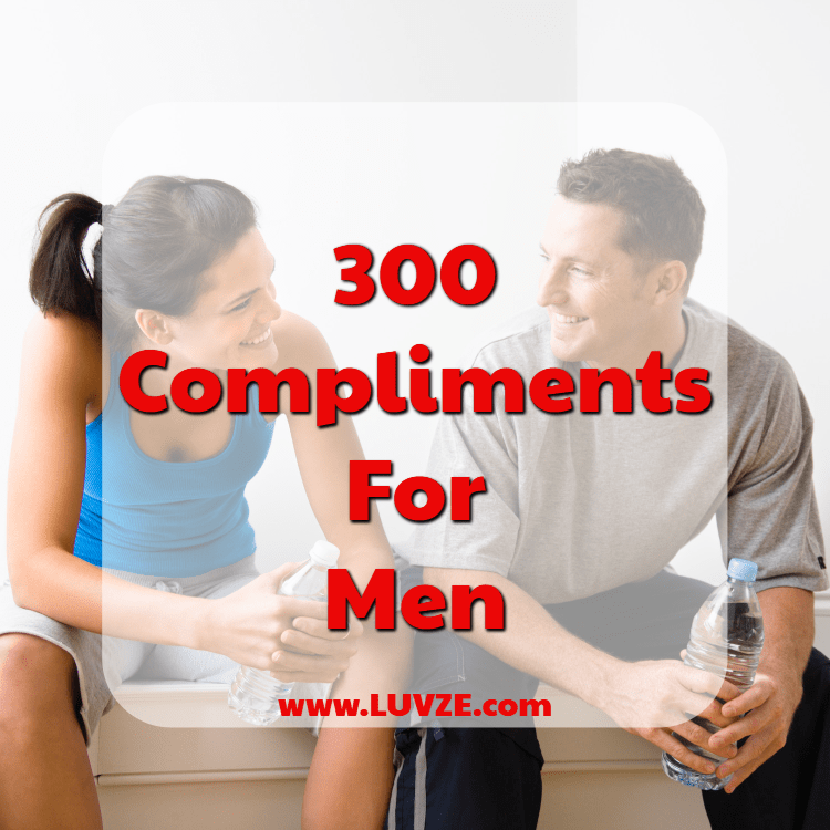 compliments for men